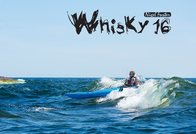 Whisky 16 in tough 3-layer plastic